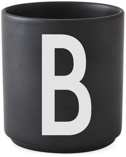 DL Kopp Porselen B, Svart