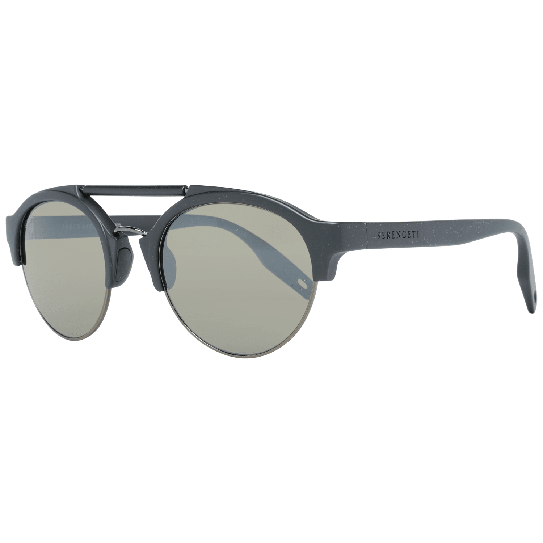 Serengeti Men's Sunglasses Black 8559