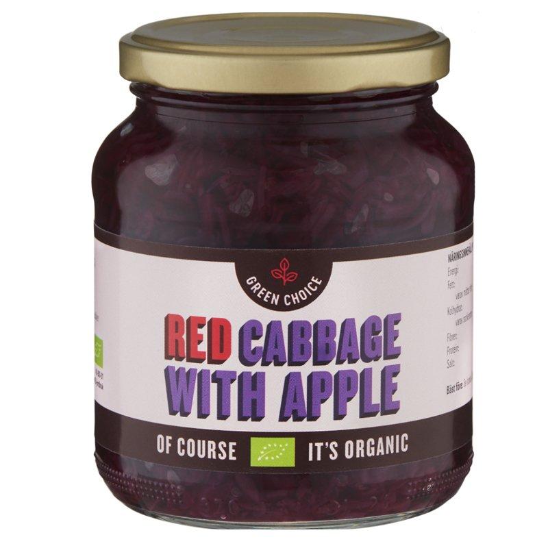Eko Rödkål Äpple - 24% rabatt