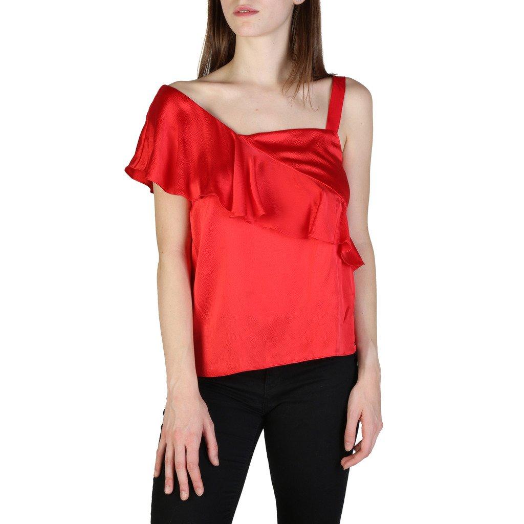 Armani Exchange Women's Top Red 3ZYH35YNBTZ - red S