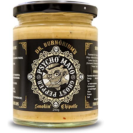 Psycho Mayo Chipotle Ghost Pepper 250g