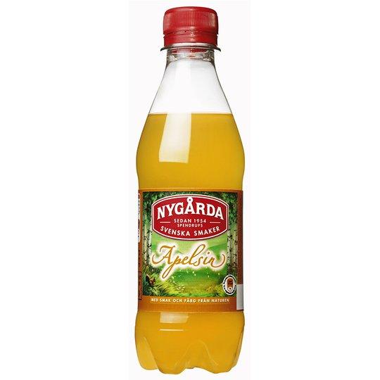 Läsk Nygårda Apelsin - 33% rabatt