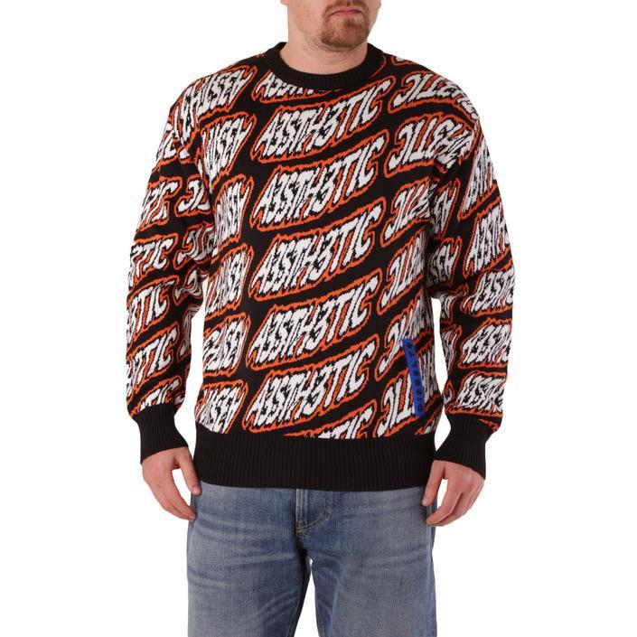 Diesel Men's Sweater Black - black M