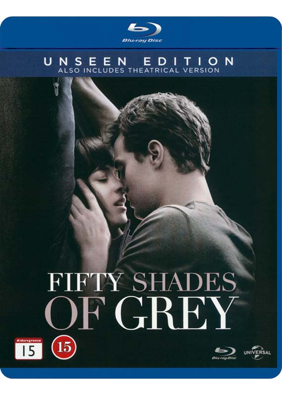 Fifty Shades of Grey: Unseen Edition (Blu-Ray)
