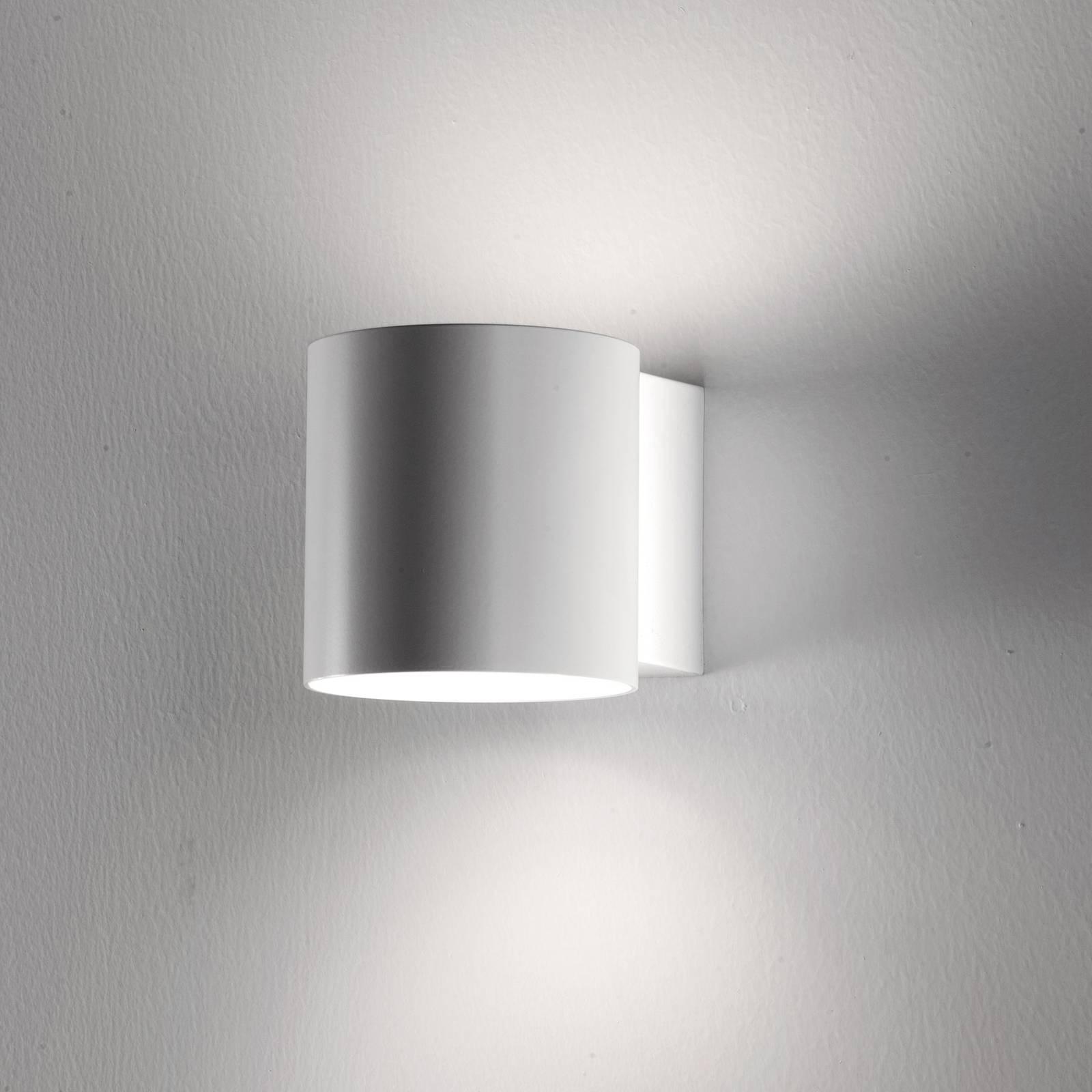 Martinelli Luce Tube -seinälamppu, metalli, 14 cm