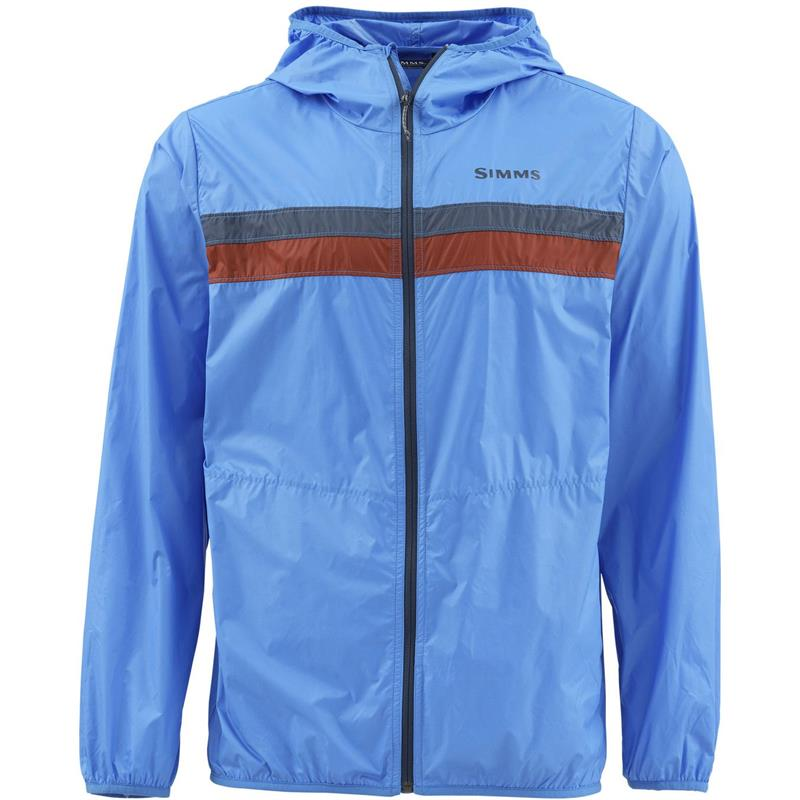 Simms Fastcast Windshell L Pacific