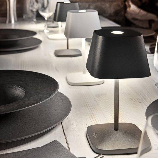 Villeroy & Boch Neapel 2.0 LED-dekolampe svart