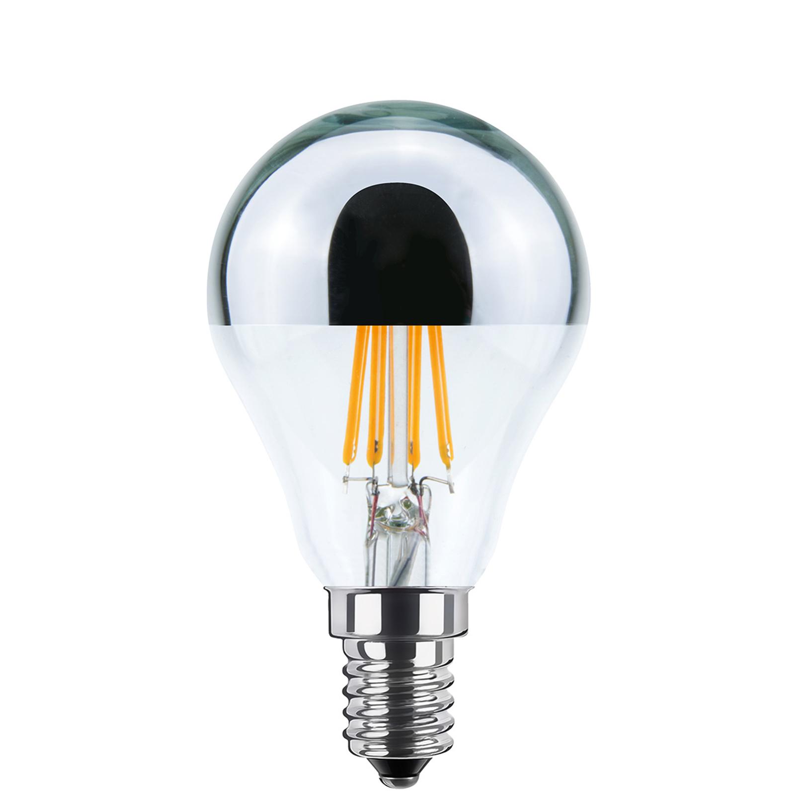 LED-pääpeililamppu E14 4W lämmin valkoinen 2 700 K