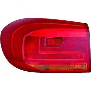 Takavalo, Oikea, VW TIGUAN, 5N0945096K, 5N0945096N, 5N0945096Q