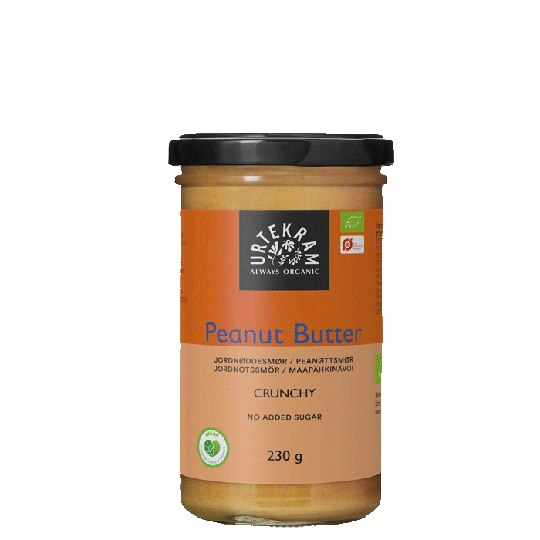 Peanut Butter Crunchy, 230 g