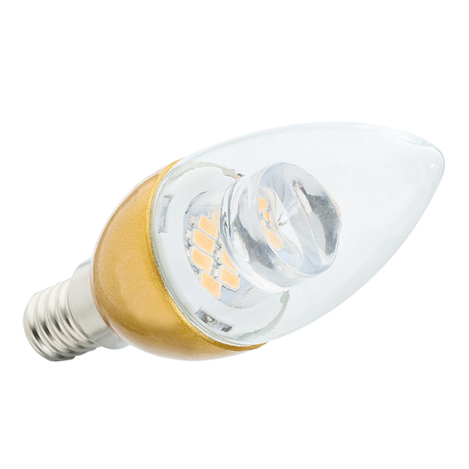 E14 4,5W 827 LED-kynttilävalo