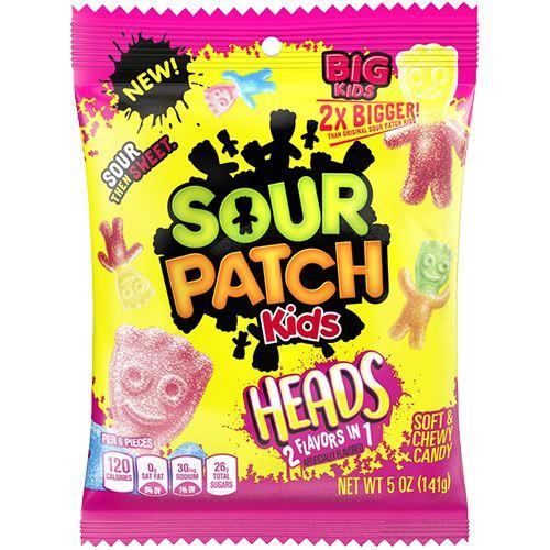 Sour Patch Kids Heads 142g