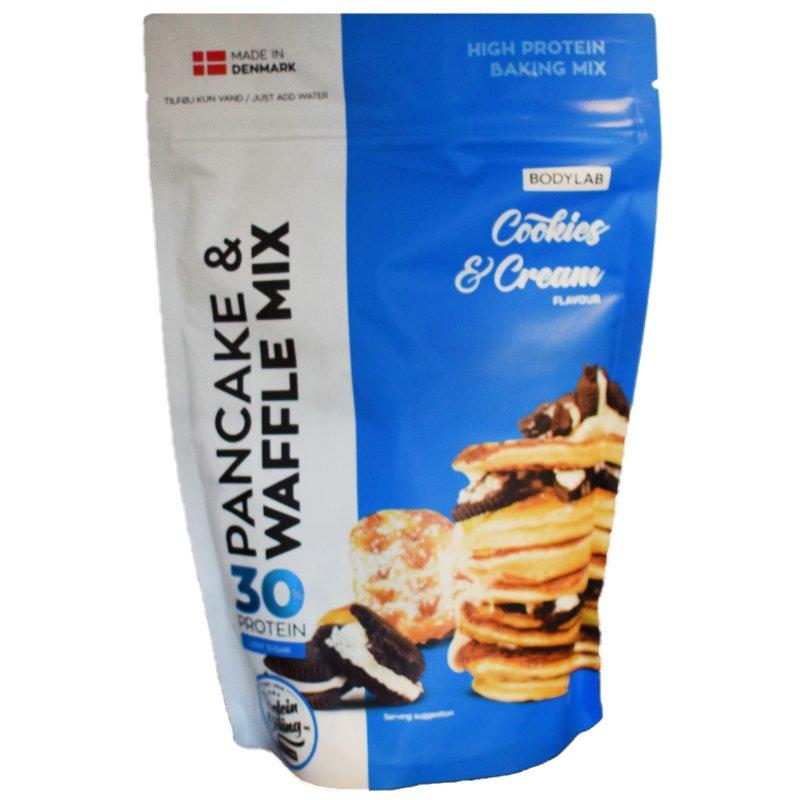 Pannkaks- & Våffelmix Cookies & Cream - 34% rabatt