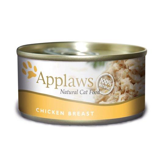 Applaws Chicken Breast Konserv (70 g)