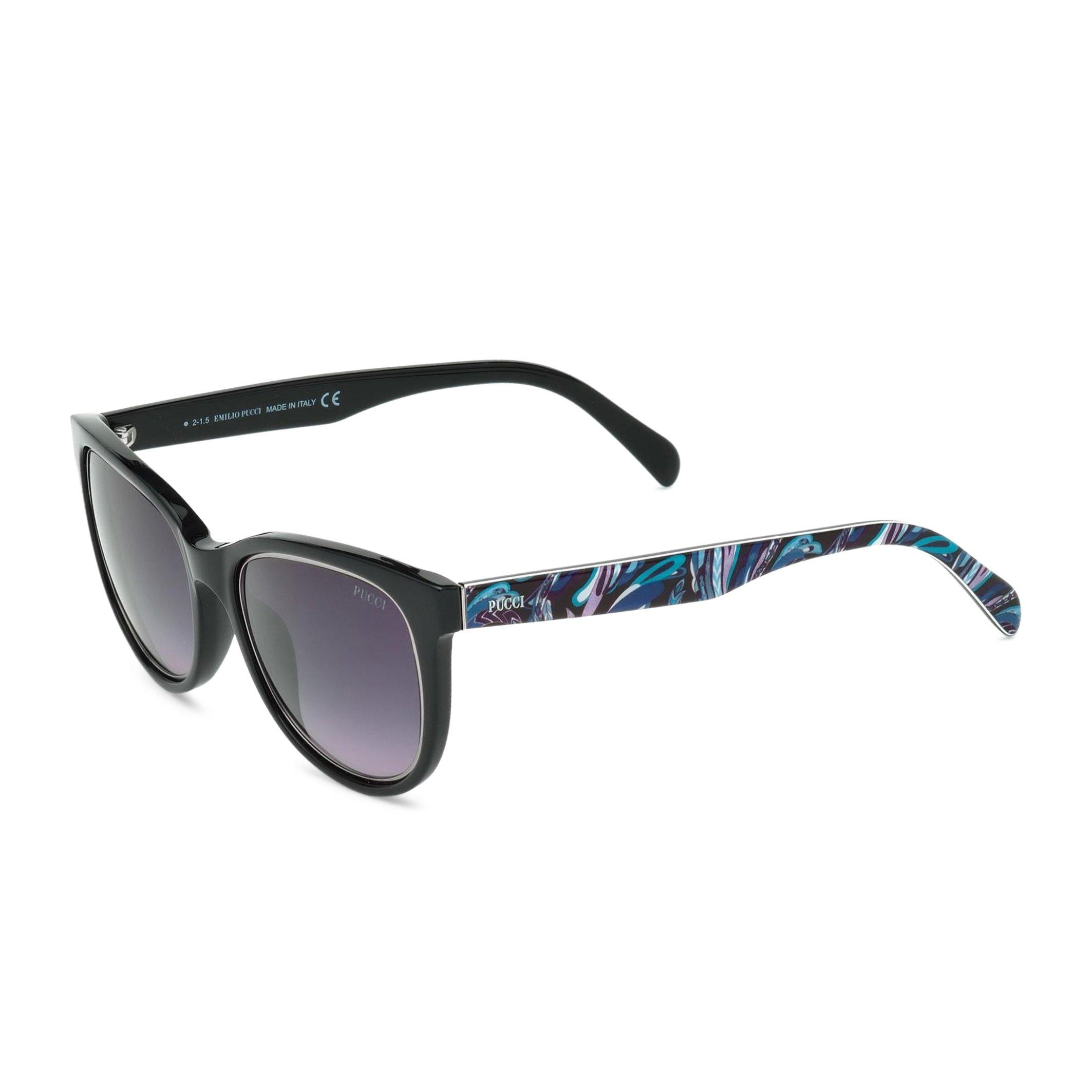 Emilio Pucci Women's Sunglasses Various Colours EP0027 - black NOSIZE