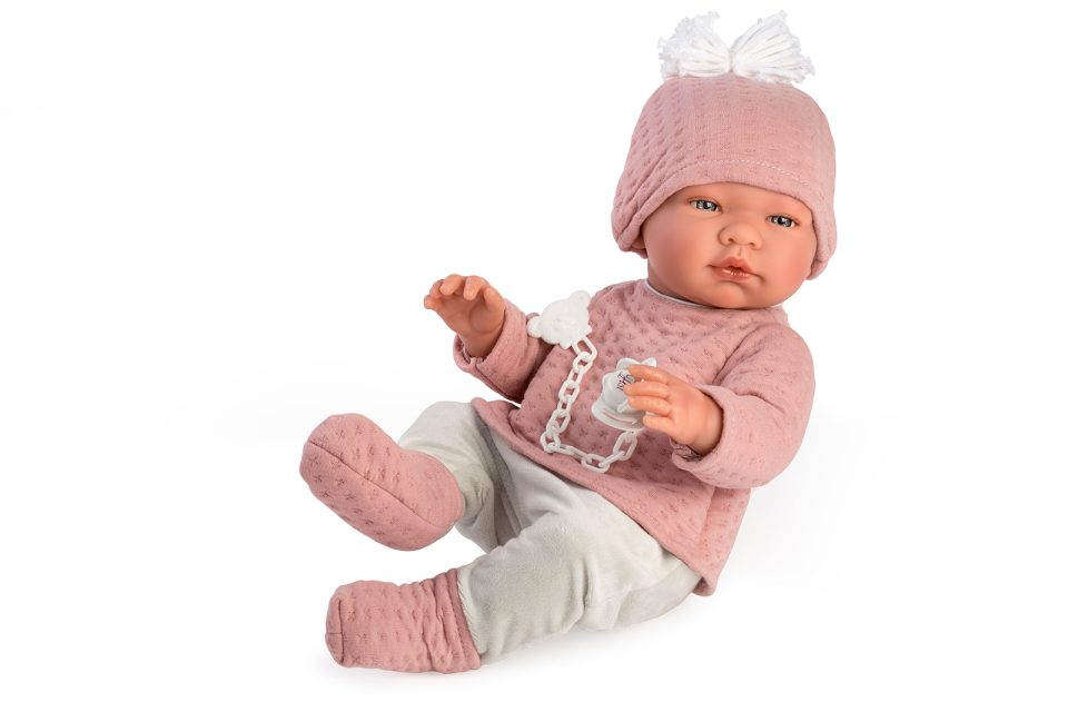 Asi dolls - Maria baby doll in sweater and leggins (24366000)