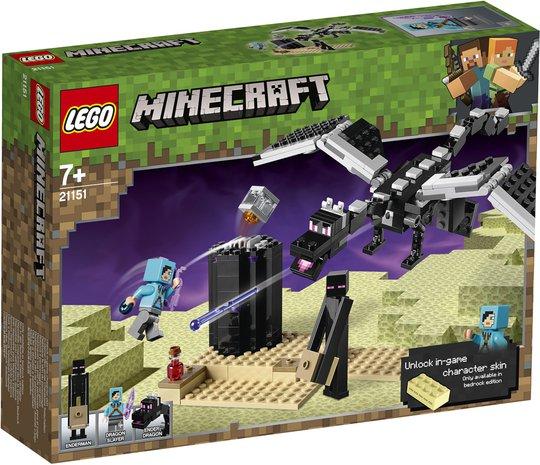 LEGO Minecraft 21151 End-striden