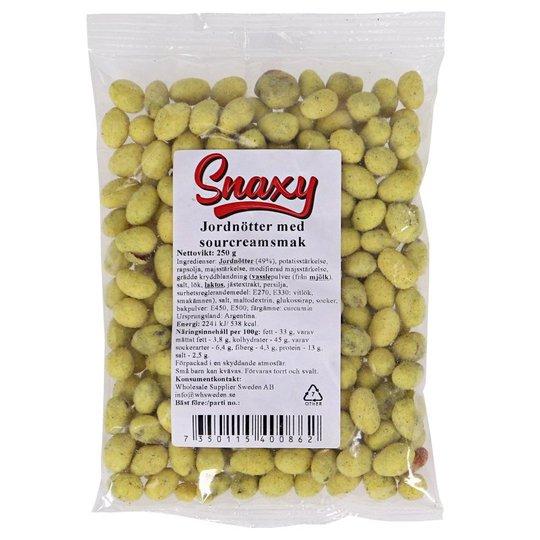 Crispy Coated Peanuts Sour Cream - 26% rabatt