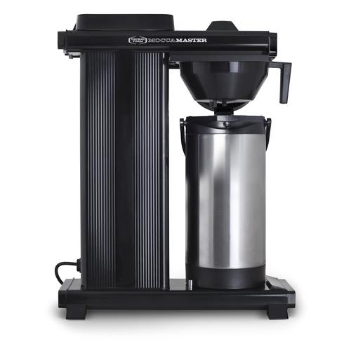 Moccamaster Termoking 3000 3 Ltr. Autofill Kaffebryggare - Svart