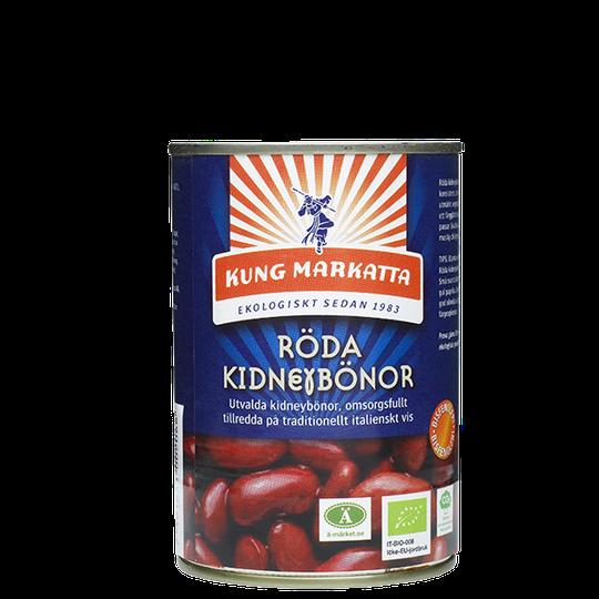Röda Kidneybönor, 400 g
