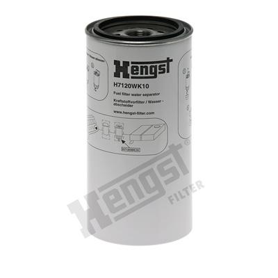 Polttoainesuodatin HENGST FILTER H7120WK10