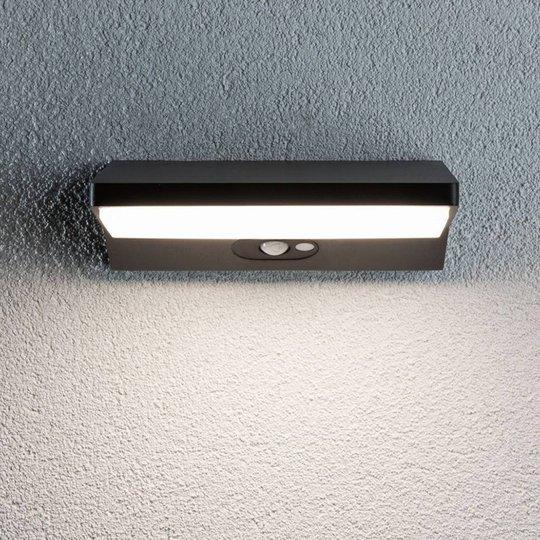 Paulmann House LED-vegglampe, sensordybde 15 cm