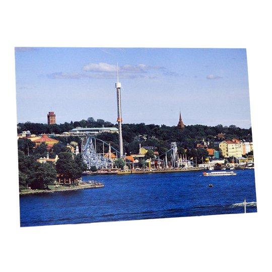 """Kort Dubbelt """"Stockholm Gröna Lund"""" - 97% rabatt"""