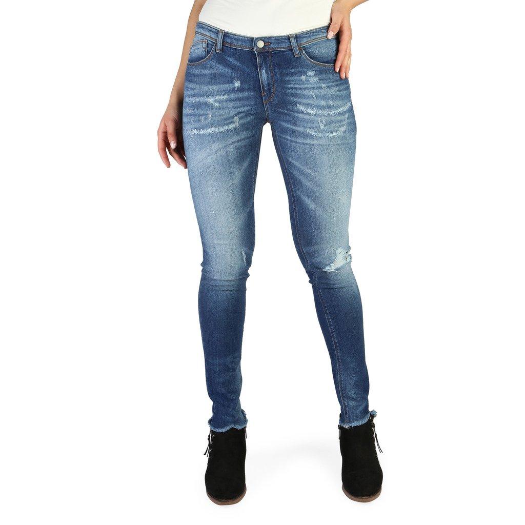 Emporio Armani Women's Jeans Blue 328585 - blue 26