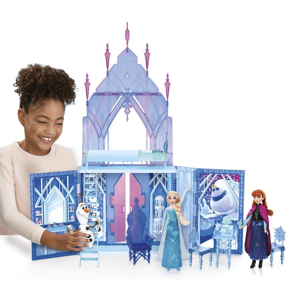 Frozen 2 - Elsas Fold and Go Ice Palace (F1819)