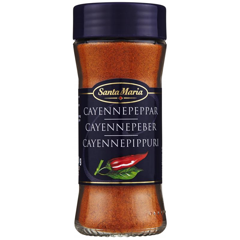 Cayennepeppar - 53% rabatt