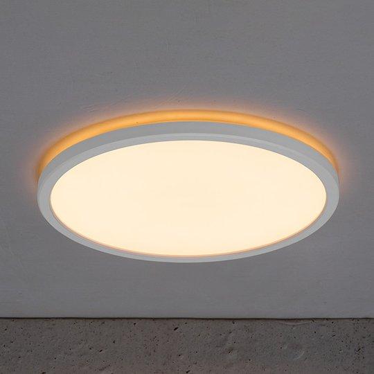 LED-kattovalaisin Bronx 2 700 K, Ø 29 cm