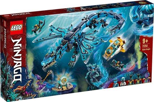 LEGO NINJAGO 71754 Vanndrage
