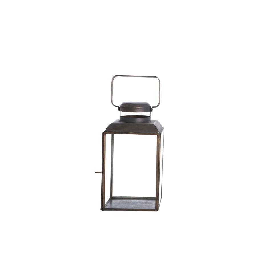 House Doctor - Vintage Lantern Small - Black Antik (pm0335/203990335)