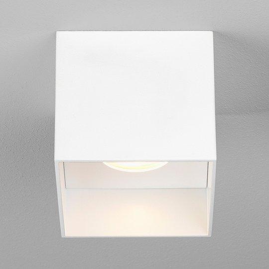 Astro Osca Square -LED-kattovalaisin, valkoinen