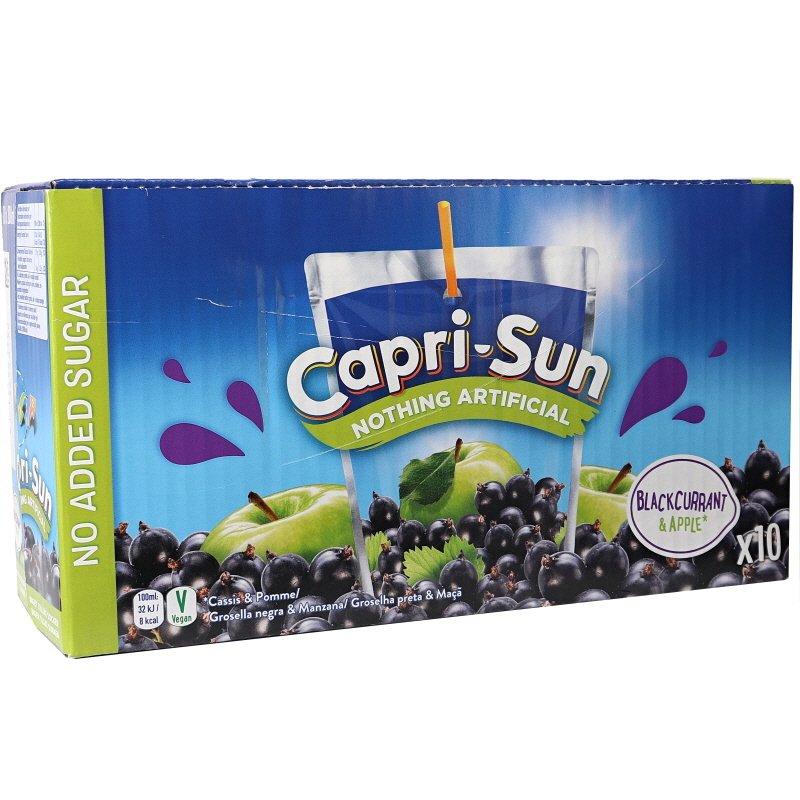 Capri-Sun Blackcurrant & Apple 10-pack - 36% rabatt