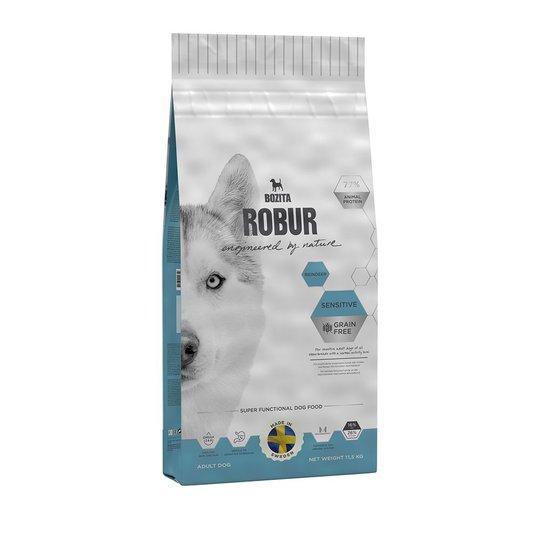 Robur Sens. Grain Free Reindeer (11,5 kg)