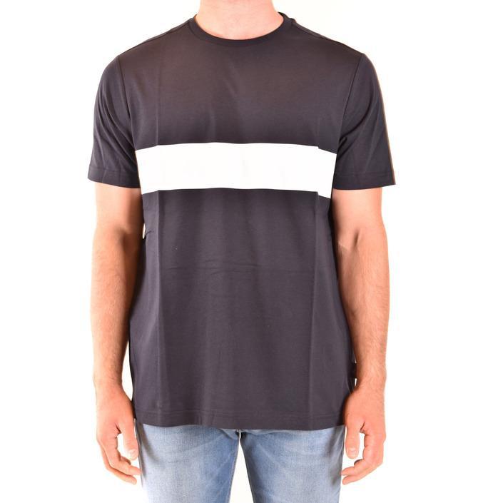 Fay Men's T-Shirt Black 180009 - black S