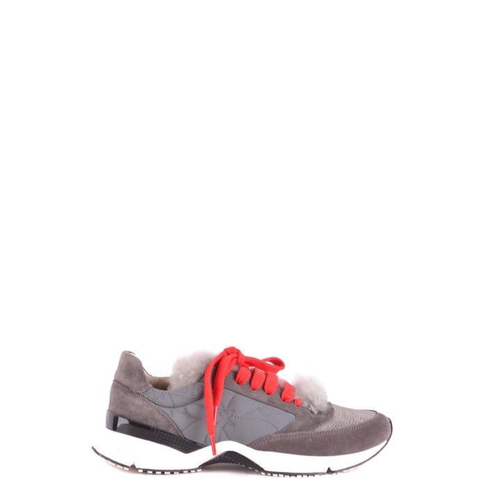 Brunello Cucinelli Men's Trainer Grey 161435 - grey 39