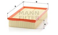 Ilmansuodatin MANN-FILTER C 32 164