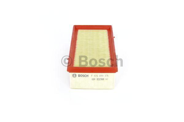 Ilmansuodatin BOSCH F 026 400 376