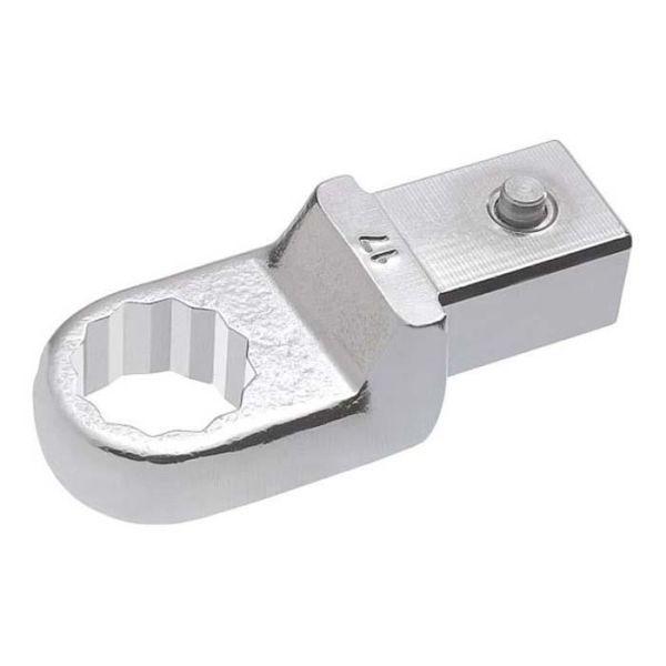 Facom 13.13 Ringnøkkel 14 x 18 mm, med innsatsfeste 13 mm