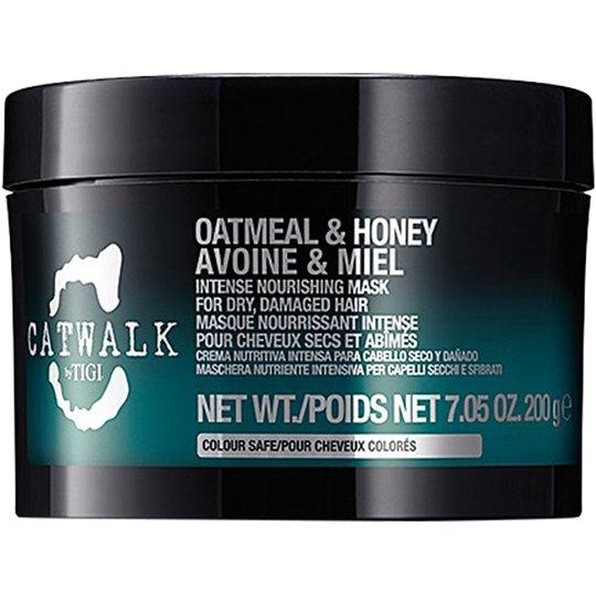 TIGI Catwalk Oatmeal & Honey Intense Nourishing Mask, TIGI Catwalk Tehohoidot