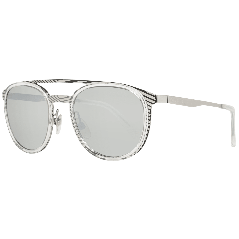 Diesel Unisex Sunglasses Grey DL0293 5320C