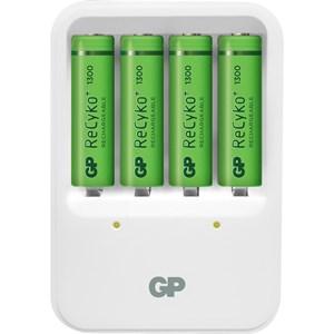 Batteriladdare GP Batteries ReCyko AAA+AA