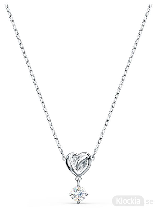 Damsmycke Swarovski Halsband Lifelong Heart