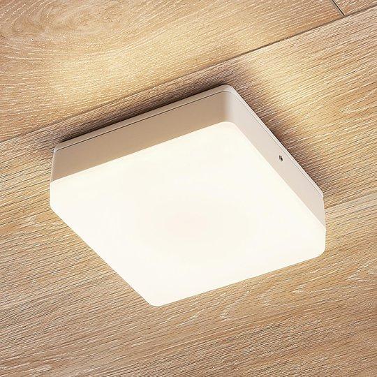 LED-kattovalaisin Thilo, valkoinen, 16 cm