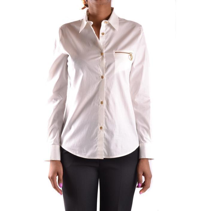 Love Moschino Women's Shirt White 162240 - white 44