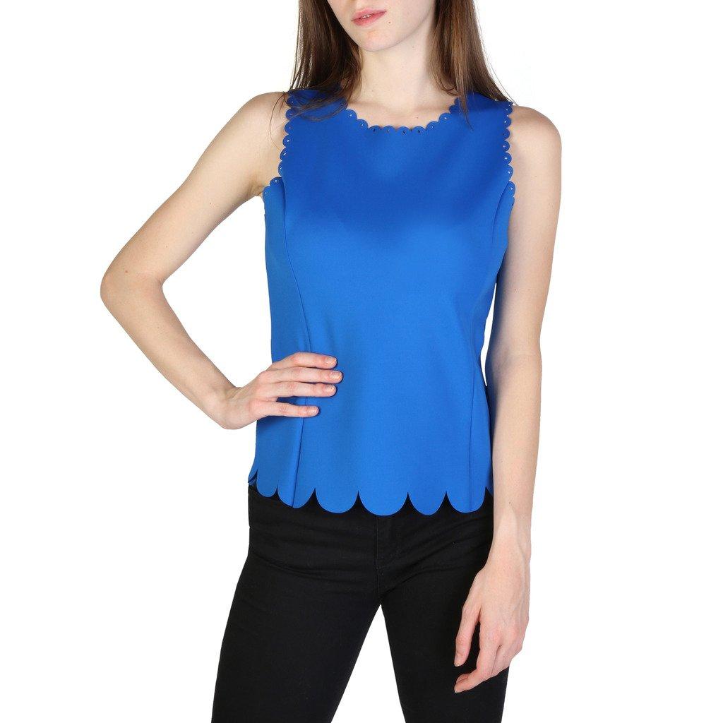 Armani Exchange Women's Top Blue 3ZYM89YJJ2Z1539 - blue M