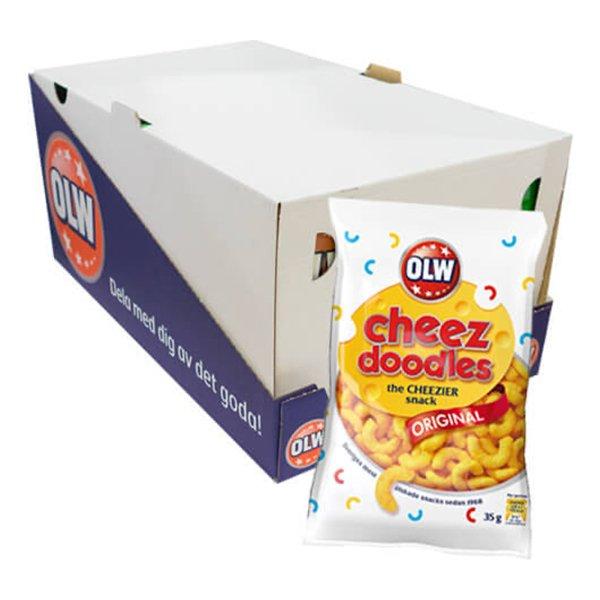 OLW Cheez Doodles Mini - 20-pack