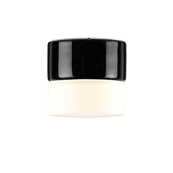 Ifö Electric Opus Kattovalaisin 100/100, IP44, LED Musta